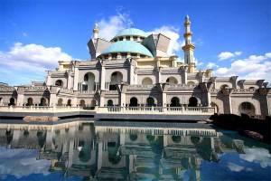 Masjid Wilayah Persekutuan, Kuala Lumpur